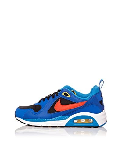 Nike Sneaker Air Max Trax (Gs) [Bianco/Grigio/Nero]
