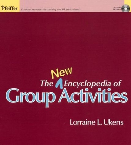 The New Encyclopedia of Group Activities (w/CD)