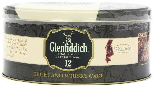 Walkers Shortbread Glenfiddich Highland Whisky