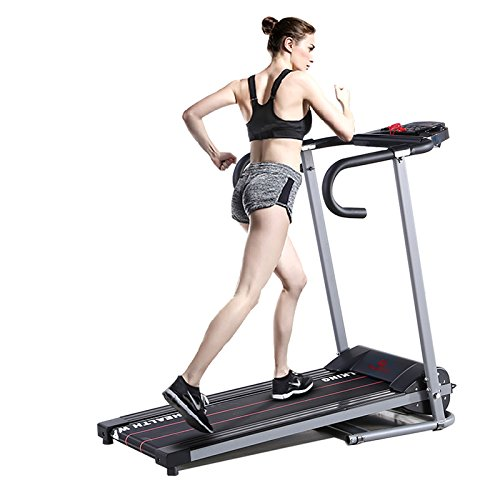 H.B.S 500W Electric Motorized Treadmill Portable Folding Running Machine (Exercise Machine Treadmill compare prices)