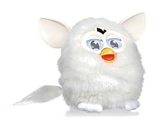 Furby - A31721010 - Peluche et Animal Interactif - Yeti - Blanc
