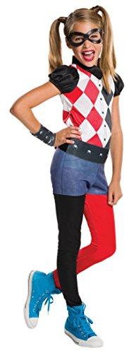 Warner i-620744lHero–Costume da Harley Quinn per bambina