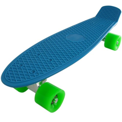 Complete Plastic Skateboard Expedited Shipping