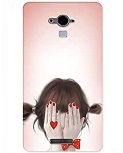 Coolpad Note 3 Back Cover Designer Hard Case Printed Cover