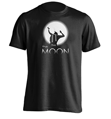 Gru and the Moon - Mens & Womens Unisex Cool T Shirt Design Tee