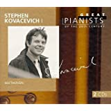 Stephen Kovacevich 1 Great Pianists of the 20th Century