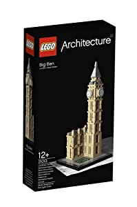 Lego Architecture 21013 Big Ben by LEGO Architecture