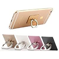 Mobile Ring Stand Holder/Mobile Phone Ring Anti-theft Clasp/Anti-drop/360 Degree Rotating Metal Ring Holder Mobile...