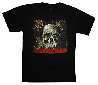 Slayer South of Heaven Album Vintage Style Rock Band Adult T-Shirt Tee Select Shirt Size: Medium