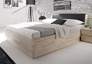 stilbetten bett holzbetten hasena coast line bett akazie. Black Bedroom Furniture Sets. Home Design Ideas