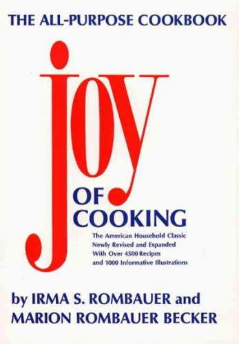THE ALL-PURPOSE COOKBOOK - JOY OF COOKING