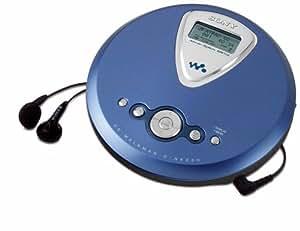 Sony D-NE300 Blue ATRAC/MP3 CD Walkman