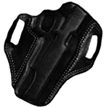 Galco Combat Master Belt Holster for S&W 4006 (Black, Right-hand)
