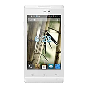 Xolo A500s IPS  White                                   available at Amazon for Rs.11800
