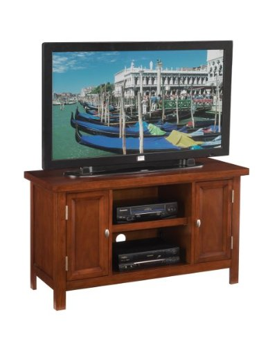 TV Stand by Home Styles - Medium Wood (5532-09)