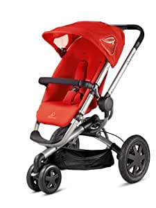 Quinny Poussette 3 Roues Buzz Red Revolution Collection 2013