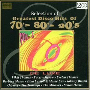 Various Artists - Selection of Greatest Disco Hits of 70