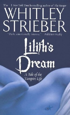 Image for Lilith's Dream: A Tale of the Vampire Life