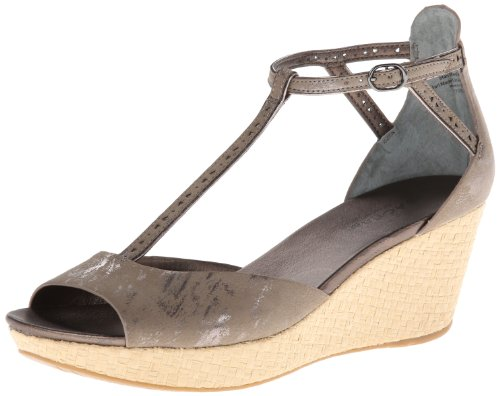 Kenneth Cole Reaction Women'S Pop Art Wedge Sandal,Taupe,8 M Us front-40234