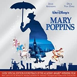 mary poppins ost special 2cd mary poppins amazonca music