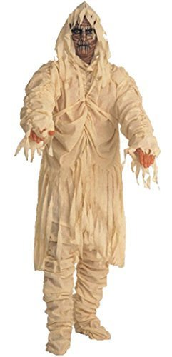 GuPoBoU168 Halloween Cosplay Adult Zombie Devil Mummy Suit Outfit