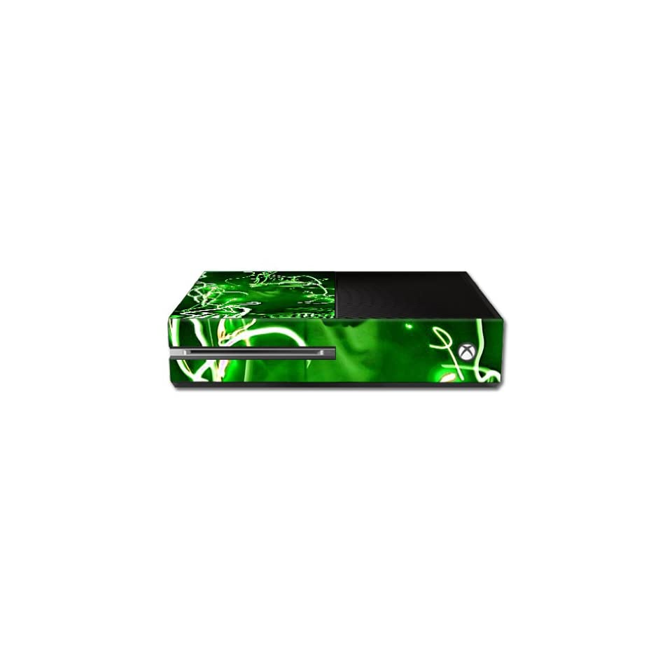 Mightyskins Protective Vinyl Skin Decal Cover for Microsoft Xbox One Console wrap sticker skins Scratch