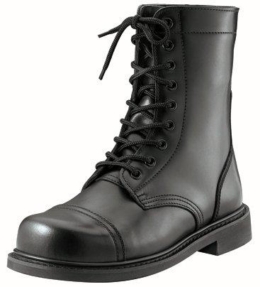 5075 Black GI Style Combat Boot (11 Reg)