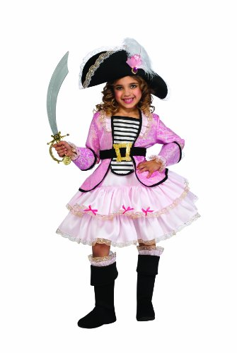 Pirate Princess Costume, Small image