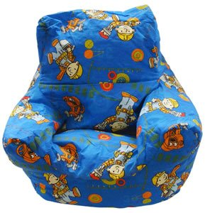 Bob The Builder Rulers Bean Chair