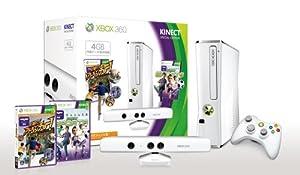 Xbox 360 4GB + Kinect スペシャル エディション