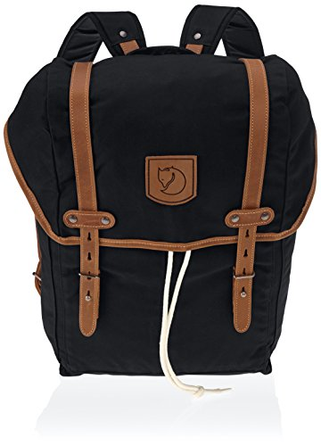Fjallraven Rucksack No.21 Daypack, Black, Small