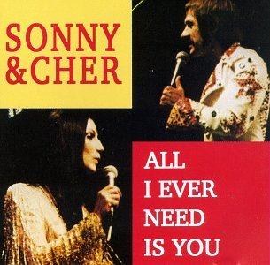 Original album cover of All I Ever Need Is You by Sonny & Cher