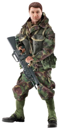 "Dragon Models 1/6 ""Pete 'Snapper' Winner"" - British SAS Trooper, B Squadron Special Air Service (SAS), Falklands War 1982"