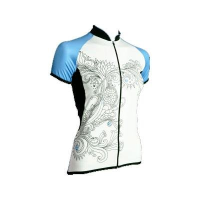Buy Low Price Canari Cyclewear 2012 Women's Canari Signature Short Sleeve Cycling Jersey – 22195 (B007TMOY3Q)