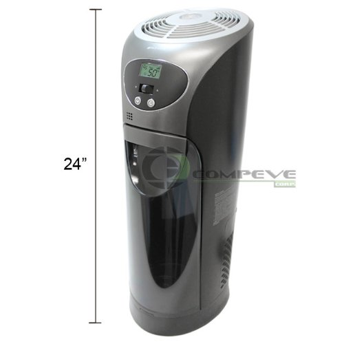 Sunbeam Bionaire Bcm658 Cool Mist Tower Humidifier With Permanent Filter