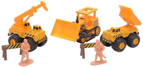 Mighty Wheels Construction Set (Layout 2)