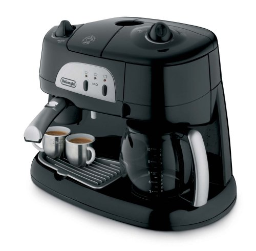 Zum verkauf delonghi bco 130 kombi kaffeemaschine for Gunstige kaffeemaschine