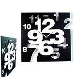 Creative Motion Square Artistic Clock