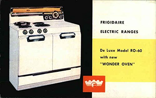 GENUINE Frigidaire 316220700 Overlay Range//Stove//Oven