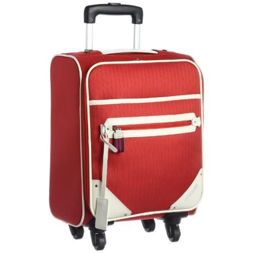 [アメリカンツーリスター] AmericanTourister Festiva / フェスティバ Spinner 48 (48cm/24L/2.5Kg) (スーツケース・キャリーバッグ・ソフトキャリー・機内持込・TSAロック装備・保証付)