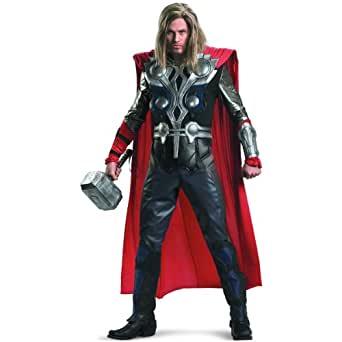 Disguise Mens The Avengers Thor Elite Adult Costume