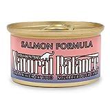 ナチュラルバランス キャット缶フード サーモン 3オンス(85g)
