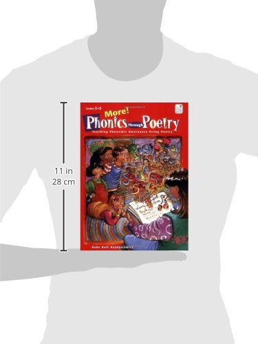 More! Phonics Through Poetry: Teaching Phonemic Awareness Using Poetry, Grades 2-3