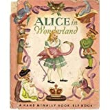 img - for Elf Book #451-Alice in Wonderland and Through the Looking Glass book / textbook / text book