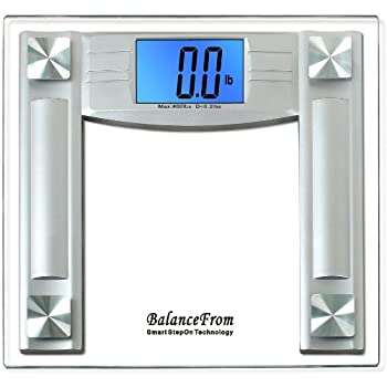 Overview: The BalanceFrom High Accuracy Digital Bathroom Scales use four latest version of precision sensors to catch your weight accurately and consistently every time. The BalanceFrom