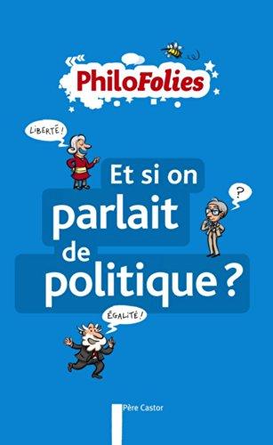 Et si on parlait de politique?