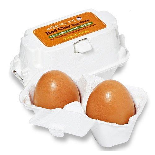 ホリカホリカ エッグスキン 黄土 エッグソープ