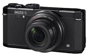 PENTAX デジタルカメラ PENTAX MX-1 クラシックブラック 1/1.7インチ大型CMOSセンサー F1.8大口径レンズ PENTAX MX-1 BK