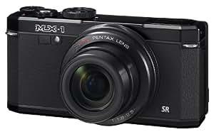 Pentax MX-1 Appareil photo numérique 12.76 Mpix - Zoom Optique 4 x + Etui en cuir + Carte mémoire  8 Go + Trépied