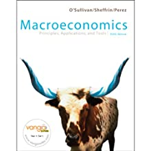 VangoNotes for Macroeconomics: Principles, Applications, and Tools, 5/e  by Arthur O'Sullivan, Steven Sheffrin, Stephen Perez